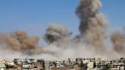 Syrie: tirs de missiles russes depuis la Méditerranée sur l'EI (armée