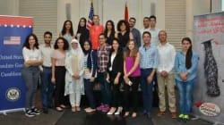Coca-Cola et le département d'État américain emmènent 16 étudiants marocains en