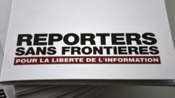 Liberté de la presse: RSF interpelle le Premier ministre Abdelmadjid