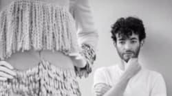 Le styliste marocain Karim Adduchi collabore avec des réfugiés syriens pour sa prochaine