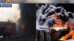 Πακιστάν: Τουλάχιστον 146 νεκροί από φωτιά σε βυτιοφόρο που μετέφερε