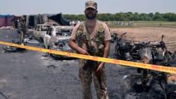 Plus de 120 morts dans l'explosion d'un camion-citerne au