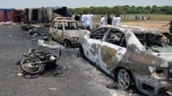 Au moins 123 morts dans l'explosion d'un camion-citerne au