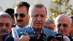 Ο Ερντογάν δηλώνει πως η κατάσταση της υγείας του είναι καλή, μετά την αδιαθεσία που αισθάνθηκε σε