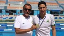Natation - Coupe de la Comen : deuxième médaille d'or pour Abdallah