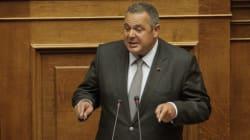 Τι είπε ο Πάνος Καμμένος στη Βουλή για το Noor 1 και τη συνομιλία του με τον ισοβίτη