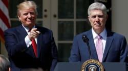 Richter von Trumps Gnaden: Wie Neil Gorsuch das höchste Gericht der USA auf Linie