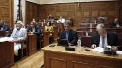 Δίωξη «τύπου Τσοχατζόπουλου» για τον Γιάννο Παπαντωνίου επέλεξε η προανακριτική επιτροπή της