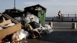 Θεσσαλονίκη: Αρχίζουν ψεκασμοί για την αποφυγή μολύνσεων. Βγαίνουν απορριμματοφόρα ιδιωτικής