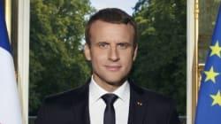 Le portrait officiel d'Emmanuel Macron a été publié...ça ne vous rappelle