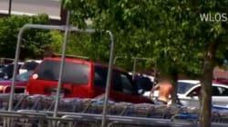 Βίντεο: Άνδρας έκλεψε την τσάντα εγκύου και αυτή πήρε το αυτοκίνητο, τον κυνήγησε και τον