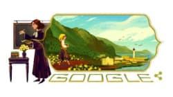 Google célèbre le 81e anniversaire de naissance de Assia
