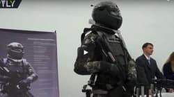 Οι πανοπλίες των πολεμιστών του αύριο: High-tech στολές για τους στρατιώτες του κοντινού