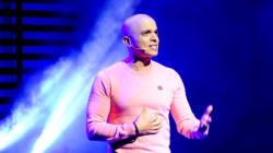 Rachid Badouri à Marrakech: du rire aux vraies