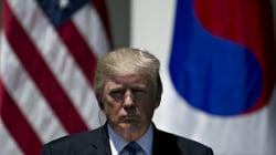 트럼프가 한미FTA 재협상을 사실상