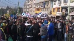 Marche à Tizi-Ouzou pour demander le départ du président de la JS