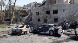 Τρεις εκρήξεις στη Δαμασκό, με επτά