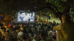 Το σινεμά επιστρέφει στο χωριό: Κινηματογραφικές προβολές κάτω απ' τα αστέρια στον Παρθενώνα