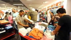 Marchandises turques: Les commerçants en profitent, l'industrie et l'agriculture en