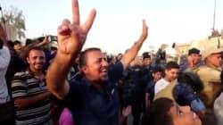 À Mossoul, la joie des habitants libérés de Daech