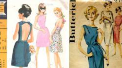 Περισσότερα από 80.000 σκίτσα vintage ρούχων είναι τώρα διαθέσιμα στο διαδίκτυο, για να ράψετε τα σωστά ρετρό