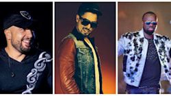 Maître Gims, Lartiste, Hamid El Kasri en concert cette semaine à