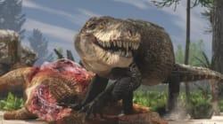 Razana, ce prédateur jurassique au corps de crocodile et aux dents de