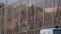L'Espagne et le Maroc empêchent 800 migrants de passer à