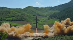미국이 북한 ICBM 강력 조치를