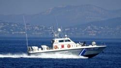 Βύθιση αλιευτικού με δύο επιβαίνοντες μετά από σύγκρουση με υδροφόρα ανοιχτά της