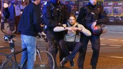 Η γερμανική αστυνομία διέλυσε συγκεντρώσεις διαμαρτυρίας κατά της