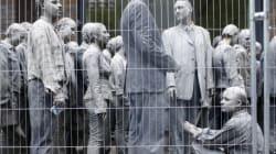 Πέντε συλλήψεις και τέσσερις αστυνομικοί τραυματίες στις διαδηλώσεις στο Αμβούργο ενόψει της