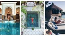 Les piscines les plus instagramables du