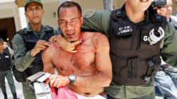 Πέντε οι βουλευτές που τραυματίστηκαν στην Βενεζουέλα. Κατάφεραν να διαφύγουν μερικοί από τους
