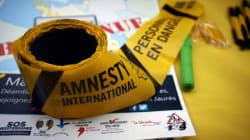 Σύλληψη της διευθύντριας της Διεθνούς Αμνηστίας και άλλων ακτιβιστών στην