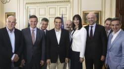 Τσίπρας στη συνάντηση με τον ΣΕΤΕ: «Φέτος πάμε για να σπάσουμε το φράγμα των 30 εκατ.