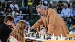 Ο Γκάρι Κασπάροφ επιστρέφει (προσωρινά) στην ενεργό δράση για σκακιστικό τουρνουά στις