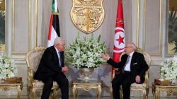 Conflit israélo-palestinien: Caid Essebsi et Abbas se prononcent pour une solution à deux