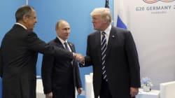Τραμπ: Καταπληκτική η συνάντηση με τον