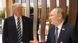 Trump: la rencontre avec Poutine a été