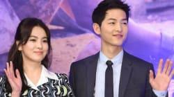 '섹션TV'가 송중기·송혜교에 축하 인사를