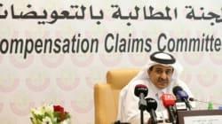 Le Qatar cherche des indemnisations pour