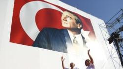 Η μεγαλύτερη διαμαρτυρία κατά του Ερντογάν σε εικόνες. Η «πορεία της δικαιοσύνης» έφτασε στην