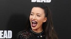 Αυτή η ηθοποιός του Walking Dead είχε την τέλεια απάντηση σε όλους όσους μίσησαν τη φωτογραφία στην οποία