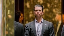 Άγνοια δηλώνει ο Τραμπ περί συναντήσεων του γιου του με Ρωσίδα δικηγόρο που έχει πρόσβαση στο
