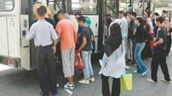 Les transporteurs privés d'Alger à cause de la mise en service des bus loués par l'ETUSA auprès de