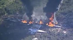 Τουλάχιστον 16 νεκροί από την πτώση μεταγωγικού αεροσκάφους των Αμερικανών Πεζοναυτών στο
