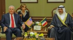 Tillerson à Koweït pour tenter de résoudre la crise du