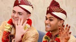 Le Royaume-Uni a-t-il célébré le premier mariage gay musulman de son