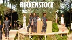 Η νέα συλλογή της Birkenstock έκανε πρεμιέρα στο Παρίσι παρουσιάζοντας εντυπωσιακά σχέδια αλλά και νέα